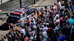 Poche emozioni nel GP di Francia per Peugeot e Loeb - Immagine: 2