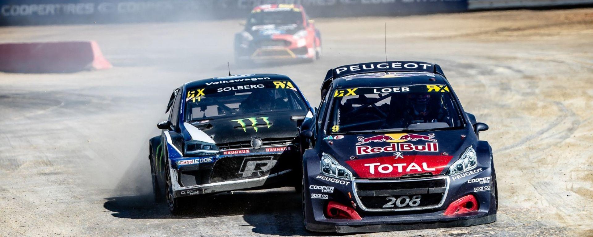 Poche emozioni nel GP di Francia per Peugeot e Loeb