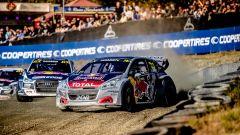 Rallycross 2018: solo il sesto posto per Hansen a Buxtehude - Immagine: 2