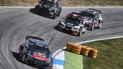 WRX 2016: Sebastien Loeb regala il podio alla Peugeot - Immagine: 2