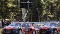 WRX 2016: Sebastien Loeb regala il podio alla Peugeot - Immagine: 6