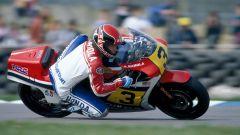 Randy Mamola Honda 1984