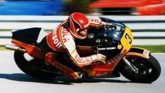 Randy Mamola Suzuki 1981