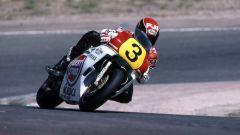 Randy Mamola Yamaha 1987