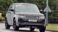 Range Rover 2021 foto spia