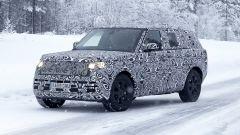 Range Rover 2021, foto spia