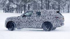 Range Rover 2021, la fiancata