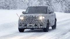 Range Rover 2021, l'anteriore