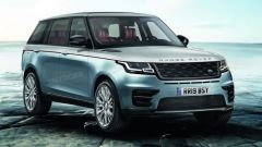 Range Rover 2021 rendering finale