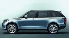Range Rover 2021 rendering