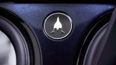 Range Rover Astronaut Edition: lo stemma della SpaceShipTwo