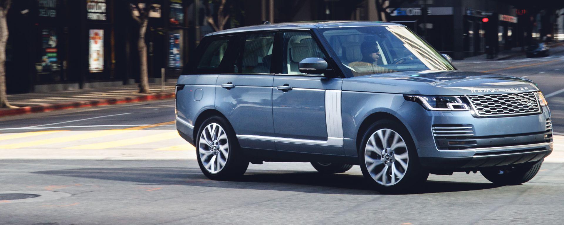Range Rover e Range Rover Sport: in arrivo un nuovo Diesel mild-hybrid
