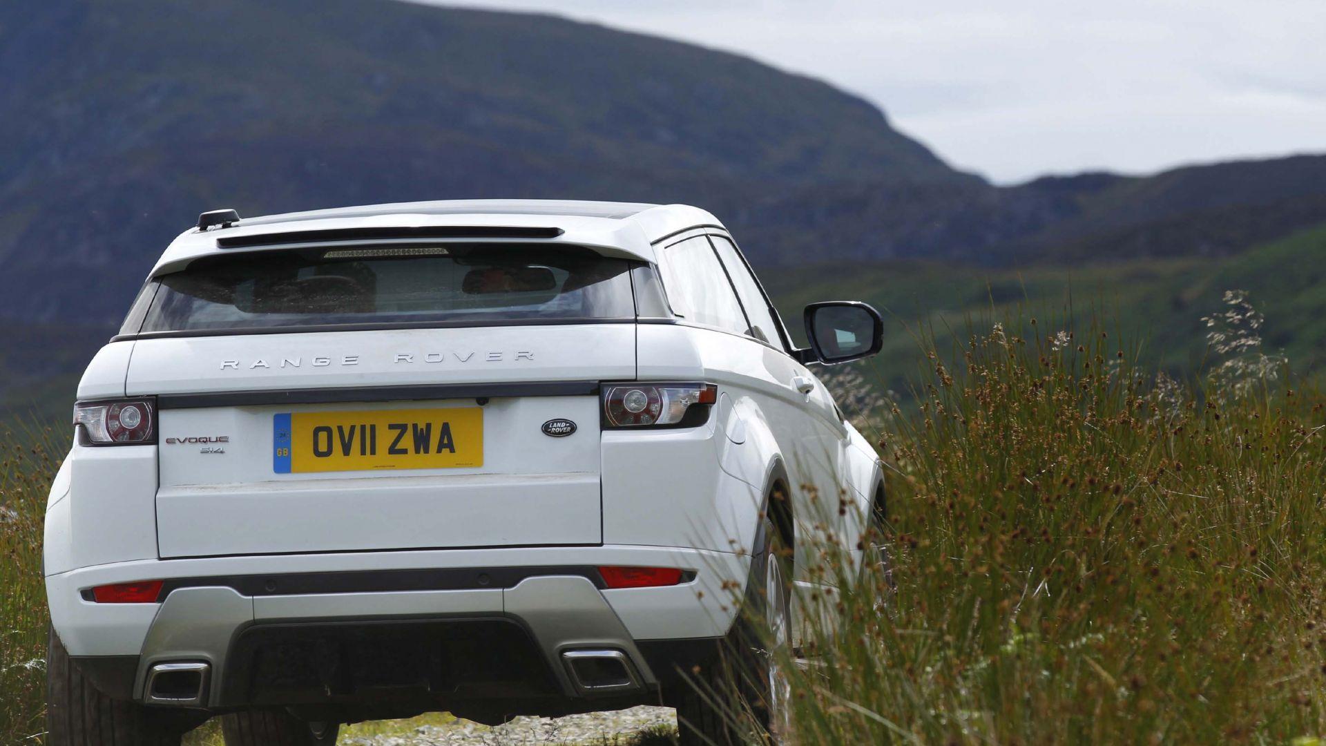 Immagine 95: Range Rover Evoque