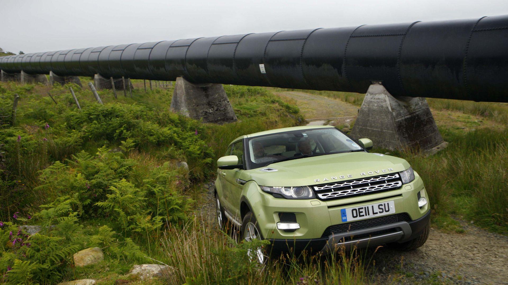 Immagine 35: Range Rover Evoque