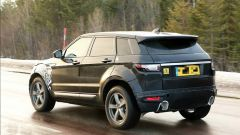 Range Rover Evoque 2018, le foto spy