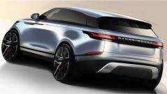 Range Rover Evoque 2018: somiglierà alla Velar?