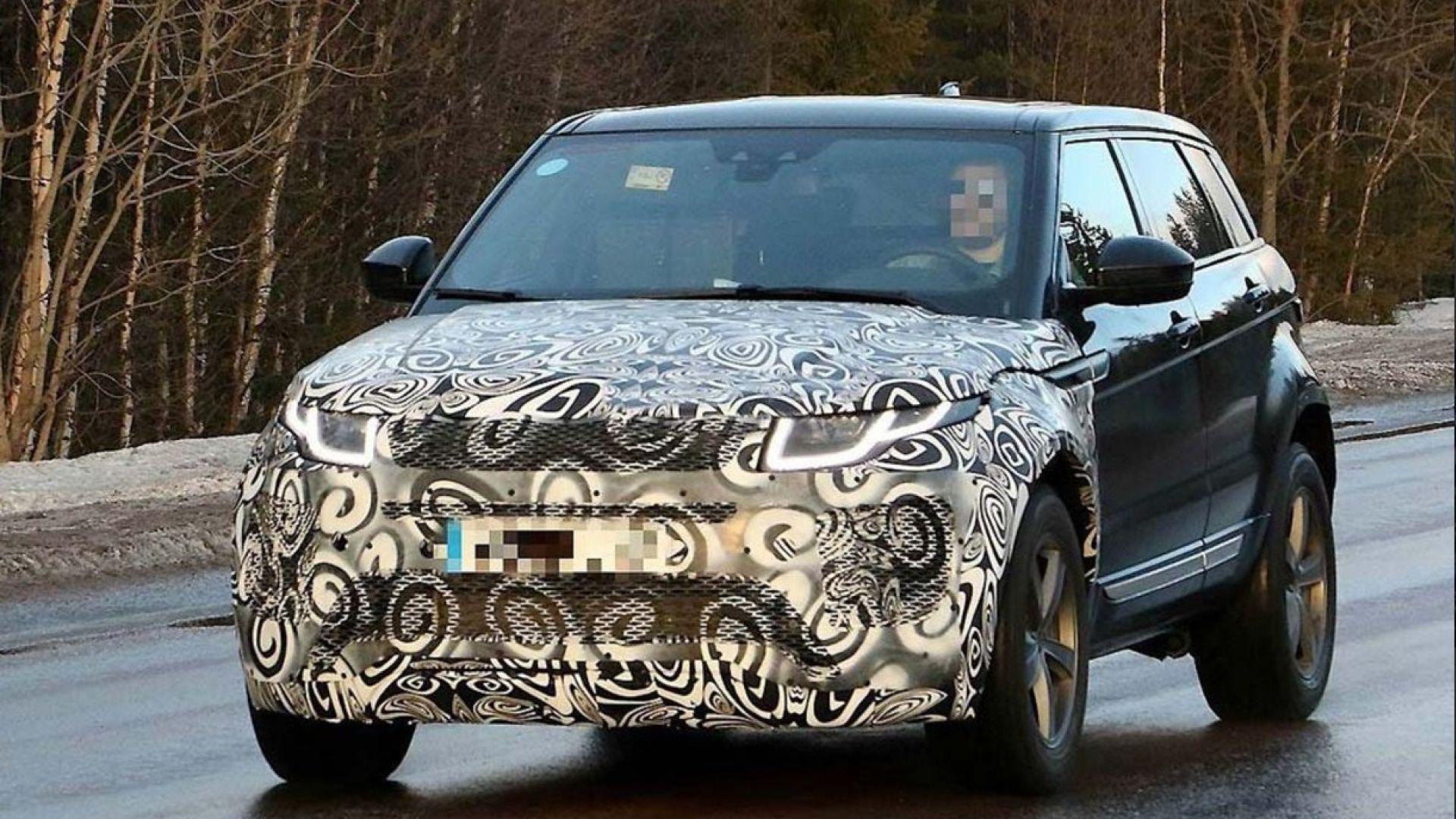Land Rover Range Rover Velar R Dynamic Hse >> Nuova Range Rover Evoque 2019: quando esce, come cambia ...
