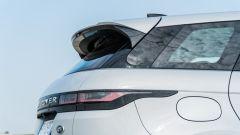 Range Rover Evoque 2019: dettaglio del posteriore