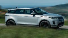 Range Rover Evoque 2019 dinamica frontale