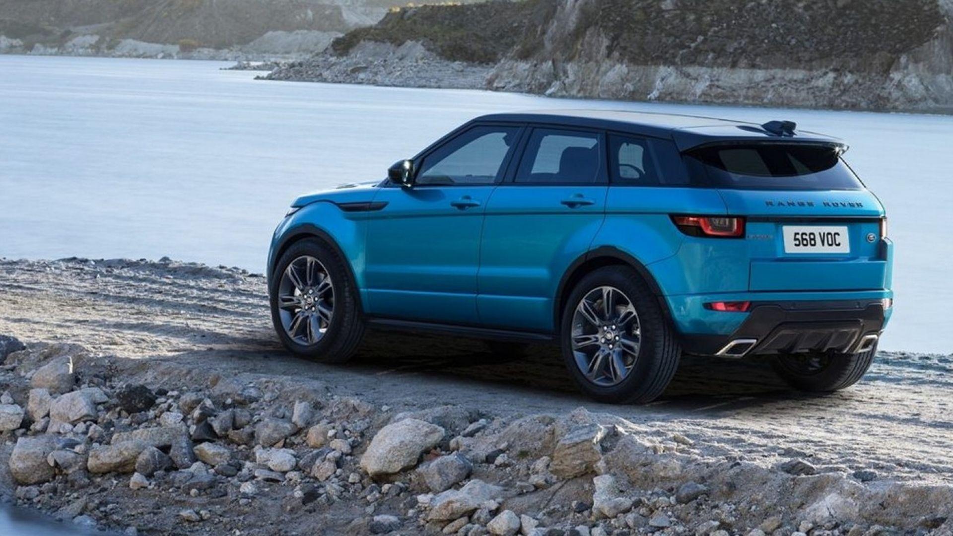 Nuova Range Rover Evoque: quando esce, prezzo, immagini ...
