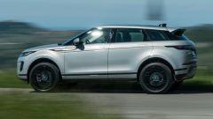 Range Rover Evoque 2019 laterale dinamica
