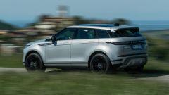 Range Rover Evoque 2019 posteriore dinamica