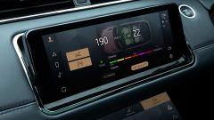 Range Rover Evoque 2020: il climatizzatore con filtro che cattura il particolato con particelle fino a 2,5 micron