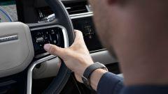 Range Rover Evoque 2020: il nuovo volante multifunzione