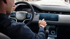 Range Rover Evoque 2020: il  software offre una gestione più facile delle funzioni