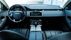 Range Rover Evoque 2020: la plancia