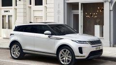 Range Rover Evoque 2020: lo stile resta uguale