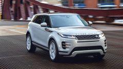 Range Rover Evoque 2020: motori, interni, lancio, prezzo