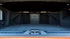Range Rover Evoque Cabrio, il bagagliaio di 251 litri