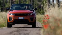 Range Rover Evoque Cabrio HSE Dynamic: prova, prezzo, dotazioni