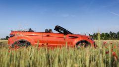 Range Rover Evoque Cabrio, si scopre in 18''