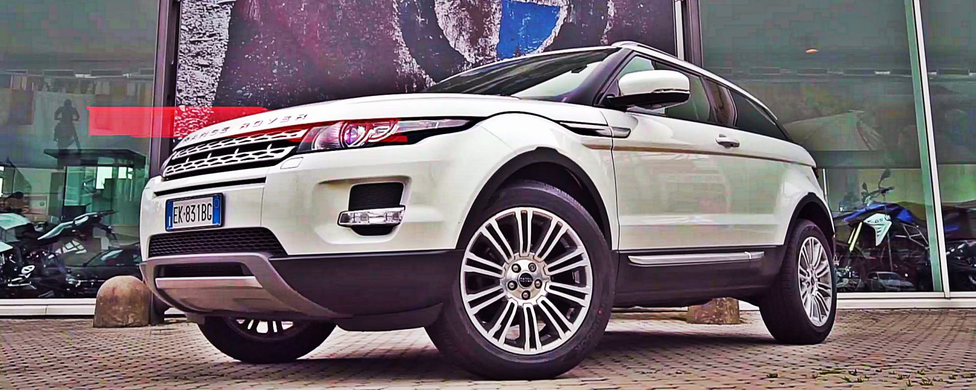 Range Rover Evoque: Check Up Usato [Video]