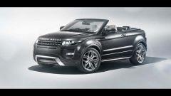 Range Rover Evoque Convertible Concept - Immagine: 1