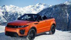 Range Rover Evoque Convertible: Suv compatta premium scoperta