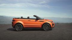 Range Rover Evoque Convertible: tetto in tela firmato Webasto