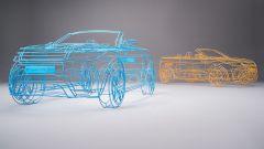 Range Rover Evoque Convertible, il teaser - Immagine: 12