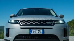 Range Rover Evoque frontale luci