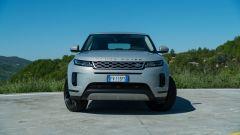 Range Rover Evoque frontale