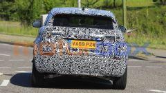 Range Rover Evoque: il posteriore
