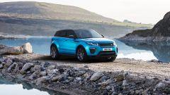 Range Rover Evoque Landmark Special Edition: carrozzeria in Moraine Blue