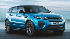 Range Rover Evoque Landmark Special Edition: serie speciale di uno dei Suv più amati