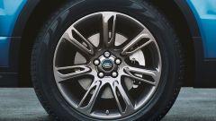 Range Rover Evoque Landmark Special Edition: specifico il disegno dei cerchi