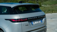 Range Rover Evoque luci posteriore