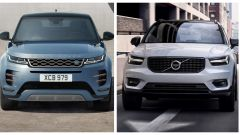 Range Rover Evoque o Volvo XC40?