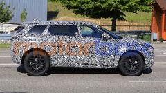 Range Rover Evoque: vista laterale