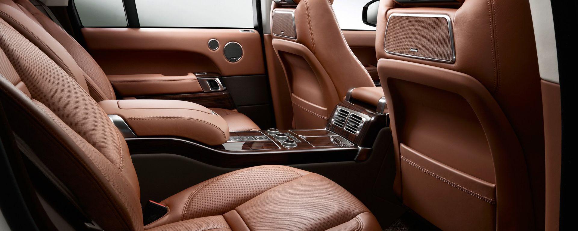 Range Rover LWB e Autobiography Black
